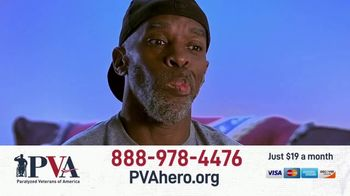 Paralyzed Veterans of America TV Spot, 'Troy Conquest: We Keep Getting Up' - Thumbnail 9