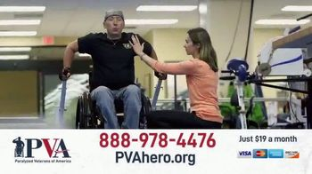 Paralyzed Veterans of America TV Spot, 'Troy Conquest: We Keep Getting Up' - Thumbnail 6