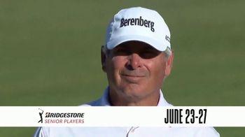 PGA TOUR TV Spot, '2021 Bridgestone Senior Players: Firestone Country Club'