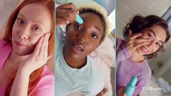 Tula Skincare TV Spot, 'Love What Looks Back at You'