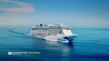 Norwegian Cruise Line TV Spot, 'Ready to Break Free' Song by Queen