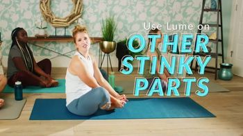 Lume Deodorant TV Spot, 'For All Your Parts' - Thumbnail 3