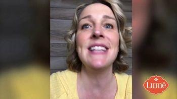 Lume TV Spot, 'Stops Odor Before It Starts' - Thumbnail 8