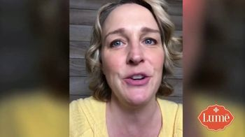 Lume TV Spot, 'Stops Odor Before It Starts' - Thumbnail 9