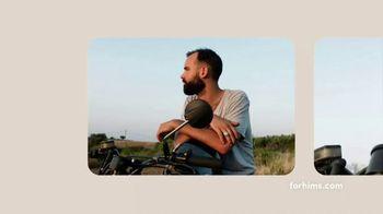 Hims TV Spot, 'Personalized Hair Loss Solution' - Thumbnail 1