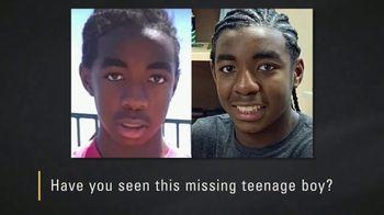 National Center for Missing & Exploited Children TV Spot, 'Shawn Kennedy'