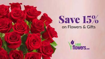 1-800-FLOWERS.COM TV Spot, 'Always a Reason: 15%' - Thumbnail 10