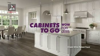 Cabinets To Go TV Spot, 'Up to 40% Off All Cabinets' - Thumbnail 1