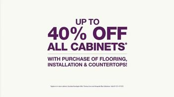 Cabinets To Go TV Spot, 'Up to 40% Off All Cabinets' - Thumbnail 3