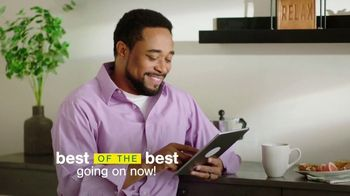Ashley HomeStore Best of the Best Sale TV Spot, 'Best Prices or 0% Interest' - Thumbnail 3