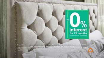 Ashley HomeStore Best of the Best Sale TV Spot, 'Best Prices or 0% Interest' - Thumbnail 5