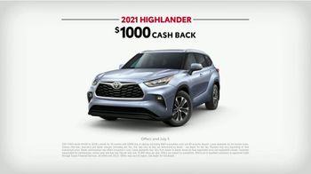 Toyota TV Spot, 'Cactus' [T2] - Thumbnail 9