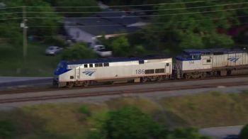 Amtrak TV Spot, 'Ready' - Thumbnail 1
