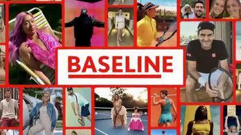 TENNIS.com TV Spot, 'Baseline' - Thumbnail 9