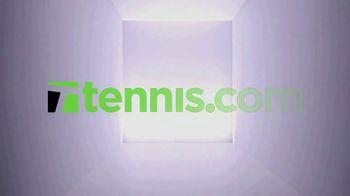 TENNIS.com TV Spot, 'Baseline' - Thumbnail 2