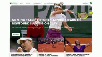 TENNIS.com TV Spot, 'Baseline' - Thumbnail 3