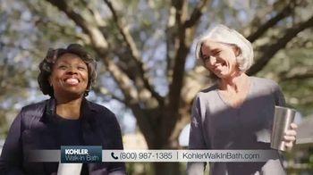Kohler Walk-In Bath TV Spot, 'Stay in Your Home: $1000 Off'