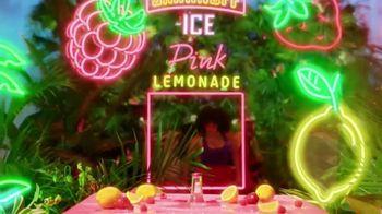 Smirnoff Pink Lemonade Ice TV Spot, 'Flavor Vacation' Song by Missy Elliott - Thumbnail 6