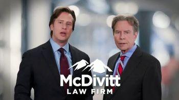 McDivitt Law Firm, P.C. TV Spot, 'Holding Accountable' - Thumbnail 1