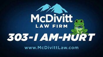 McDivitt Law Firm, P.C. TV Spot, 'Holding Accountable' - Thumbnail 9