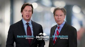 McDivitt Law Firm, P.C. TV Spot, 'Holding Accountable' - Thumbnail 2