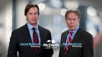 McDivitt Law Firm, P.C. TV Spot, 'Holding Accountable' - Thumbnail 3