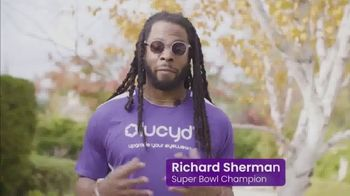 Lucyd Lyte 2021 Speaker Sunglasses TV Spot, 'Up Your Shade Game' Featuring Richard Sherman - Thumbnail 2