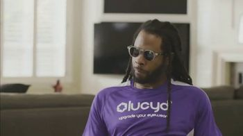 Lucyd Lyte 2021 Speaker Sunglasses TV Spot, 'Up Your Shade Game' Featuring Richard Sherman - Thumbnail 3
