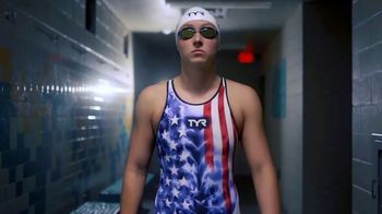 TYR TV Spot, 'Anthem' Featuring Katie Ledecky, Michael Andrew, Lilly King - 35 commercial airings