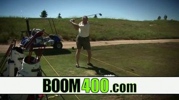 Hammer Golf TV Spot, 'Secret Miracle to 400 Yards'