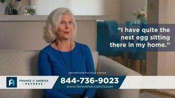 Finance of America Reverse TV Spot, 'Preparing for Retirement'