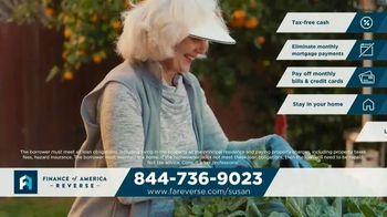 Finance of America Reverse TV Spot, 'Preparing for Retirement' - Thumbnail 5