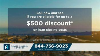 Finance of America Reverse TV Spot, 'Preparing for Retirement' - Thumbnail 6
