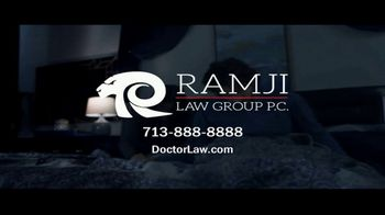 Ramji Law Group TV Spot, 'Experienced Accident Lawyers' - Thumbnail 8