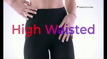 Fabletics.com TV Spot, 'High-Waisted Leggings: Two for $24' Song by Jane & the Boy - Thumbnail 2