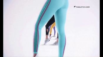 Fabletics.com TV Spot, 'High-Waisted Leggings: Two for $24' Song by Jane & the Boy - Thumbnail 5