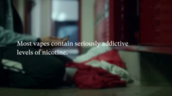 The Real Cost TV Spot, 'Nicotine Addiction Isn't Pretty: Athletics' - Thumbnail 6
