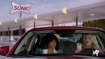 Sonic Drive-In Cheesecake Blasts TV Spot, 'MTV2: Pause' Featuring Phoebe Robinson, Heather McMahan - 22 commercial airings