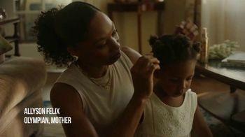 Pantene Gold Series TV Spot, 'Legacy' Featuring Allyson Felix
