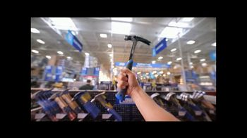 Lowe's TV Spot, 'Father's Day: Test and Press'