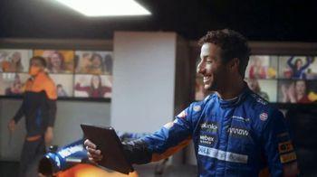 Webex TV Spot, 'McLaren F1: Driving Hybrid Work Across the Globe'