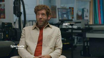 Spectrum Business TV Spot, 'Non Nonsense: Jamey'