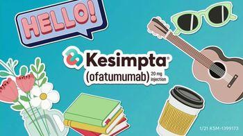 KESIMPTA TV Spot, 'Busy Life' - Thumbnail 8