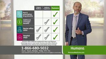 Humana Medicare Advantage Plan TV Spot, 'Choosing the Right Plan'