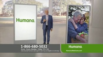 Humana Medicare Advantage Plan TV Spot, 'Choosing the Right Plan' - Thumbnail 2
