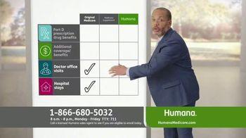 Humana Medicare Advantage Plan TV Spot, 'Choosing the Right Plan' - Thumbnail 3