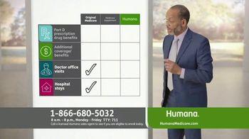 Humana Medicare Advantage Plan TV Spot, 'Choosing the Right Plan' - Thumbnail 4