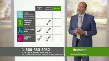 Humana Medicare Advantage Plan TV Spot, 'Choosing the Right Plan' - Thumbnail 5