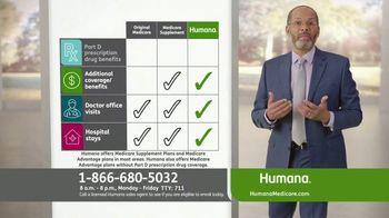 Humana Medicare Advantage Plan TV Spot, 'Choosing the Right Plan' - Thumbnail 6