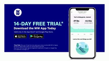 WW TV Spot, 'Summer Joanna: Free Trial' - Thumbnail 10